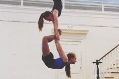 08. Twins on Trapeze