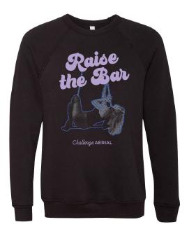 Raise the Bar Crewneck Sweatshirt