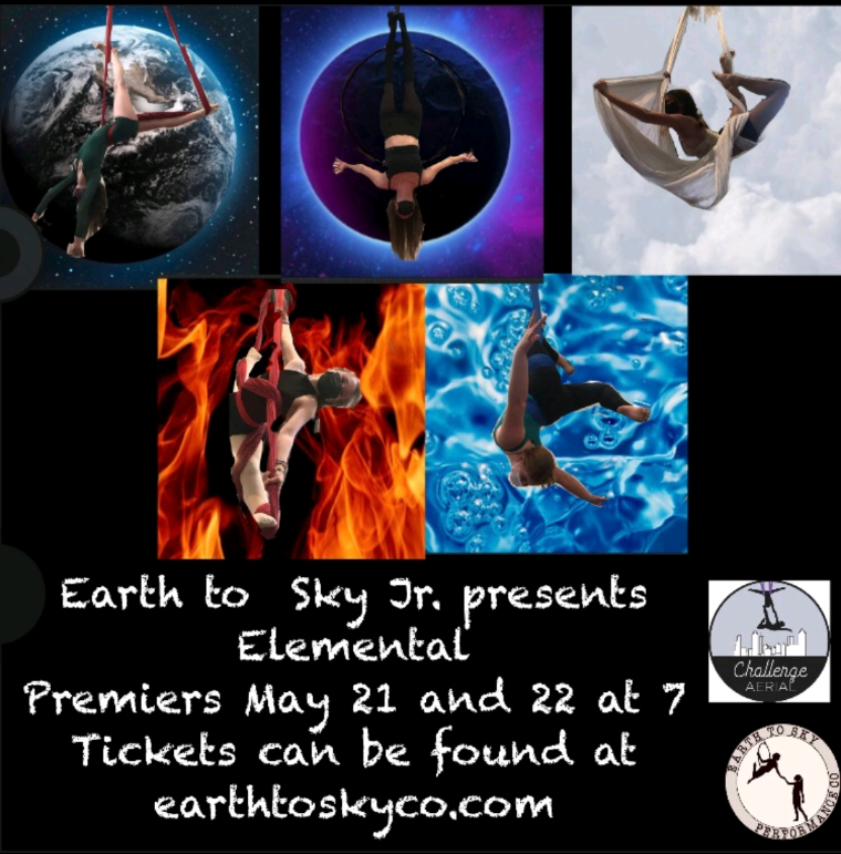 Earth to Sky Youth Performance May 2021