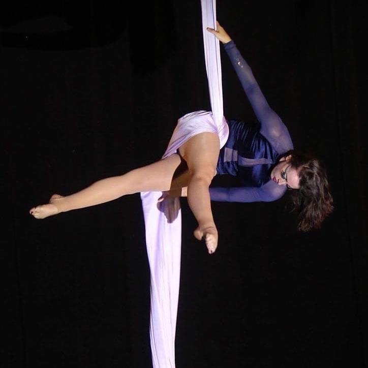Josie Aerial Silks
